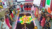 SPECIAL ASSEMBLY ON DEEPAWALI CELEBRATION