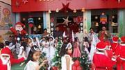 SPECIAL ASSEMBLY ON CHRISTMAS AND NEW YEAR CELEBRATION